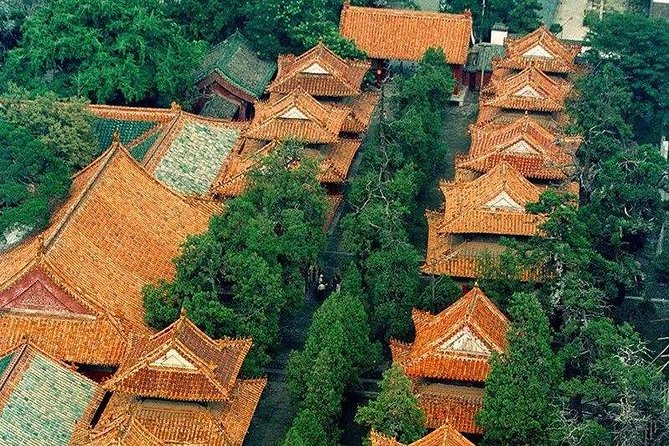 Private Qufu Day Tour from Jinan: Confucius Temple, Family Mansion and Cemetery
