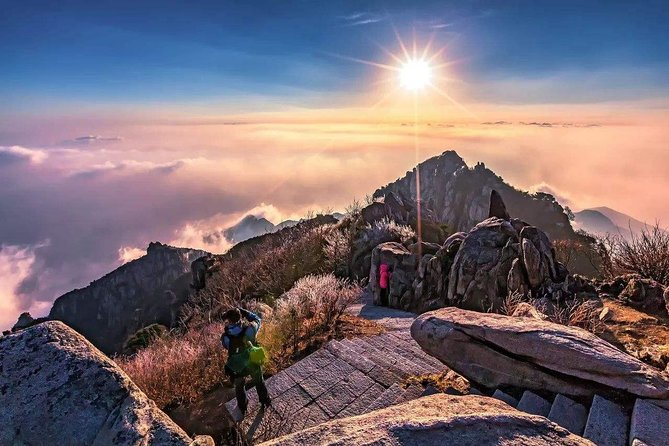 Private Transfer from Jinan to Mount Tai