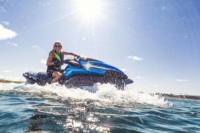 Aruba Jet Ski Rentals - Single & Double Seaters (30 Min)