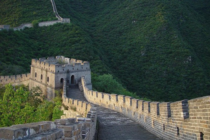 2-Day Beijing Tour from Tianjin Cruise Terminal to Great Wall and Forbidden City