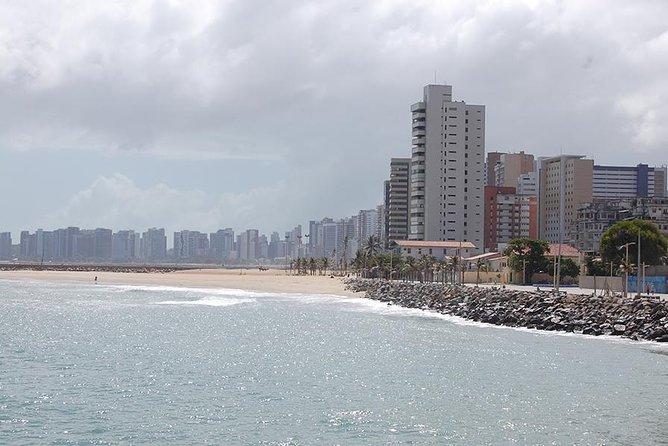City Tour Fortaleza - Passeio de Dia Inteiro com Praia de Cumbuco by Nettour