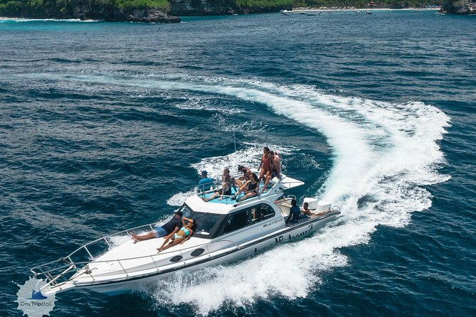 ⭐️Unique day trip to Nusa Penida by boat - PRIVATE up to 9 people