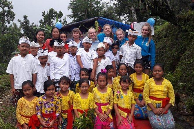 Join Giving Heart Kids Sunday Class Bali Aga