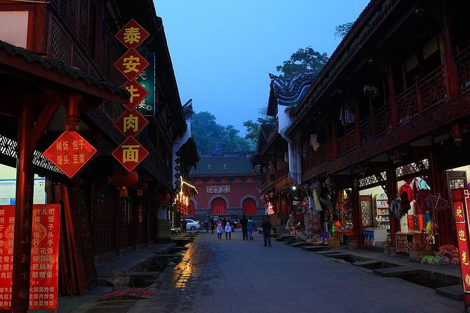 1-Way Private Transfer Service to Mount Tai from Jinan City photo 7