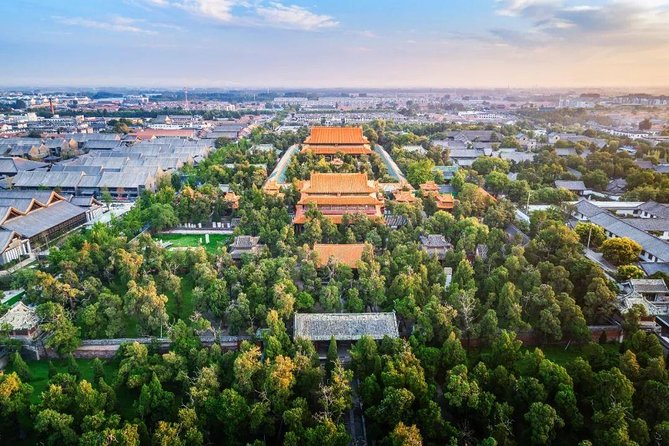 2-Day Beijing Bullet Train Trip to Qufu and Mount Tai with Accommodation