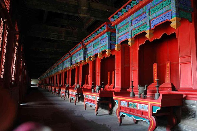 Private Qufu Day Tour from Jinan: Confucius Temple, Family Mansion and Cemetery photo 2