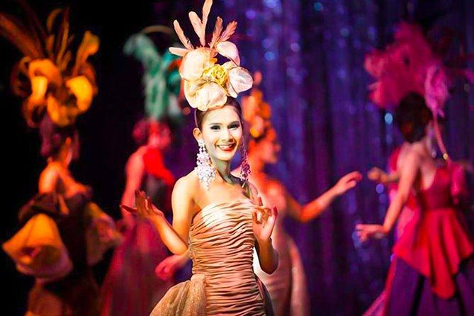 Bangkok Calypso Cabaret Show Ticket Only