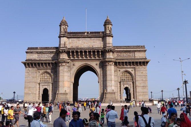 Excursão a pé privada pela história de Bombaim no sul de Mumbai