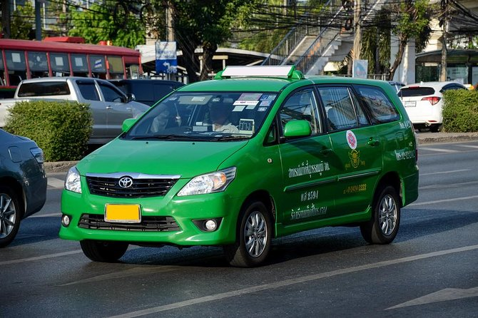 Transport (Bangkok Hotel to U-Tapao International Airport)