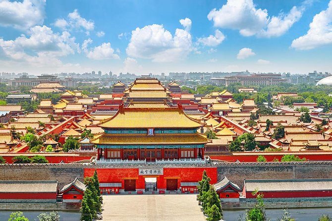 3-Day Beijing Tour to Great Wall at Badaling, Mutianyu and Juyongguan