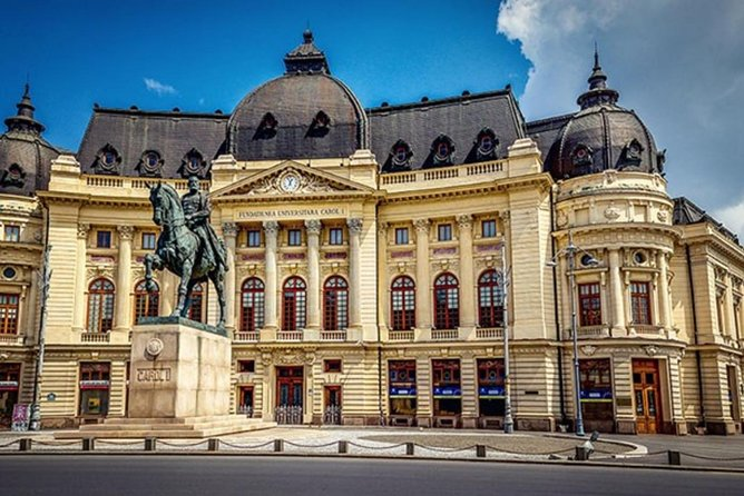 Bucharest panoramic tour (by car) and walking tour, Private photo 12