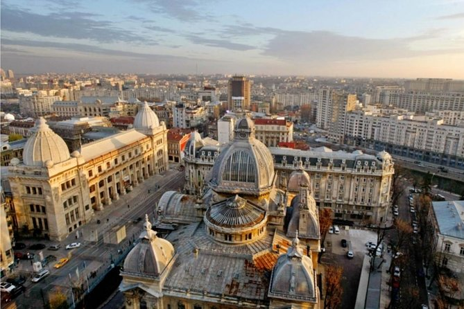 Bucharest panoramic tour (by car) and walking tour, Private photo 8