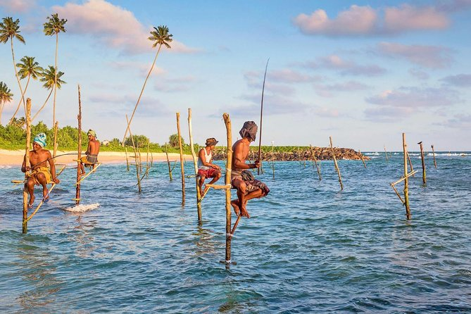 Day Trip to Galle & Stilt fishing Experience From Colombo