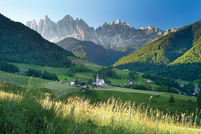 From Merano One-day tour: The hidden Dolomites