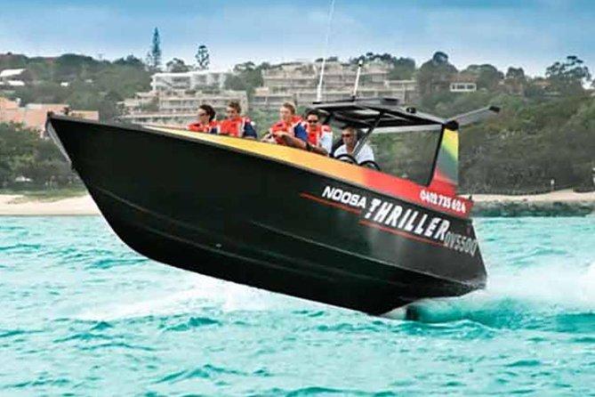 Noosa Thriller - 500hp Ocean Thrill-boat Ride