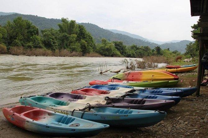 1 day Mountain biking and kayaking adventure