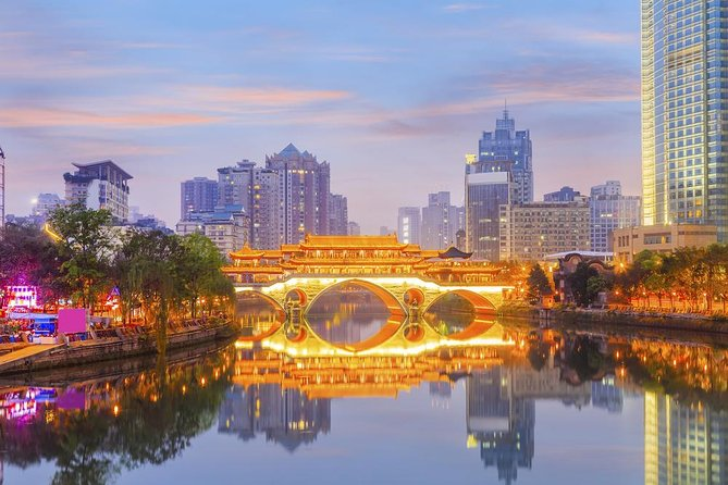 Experience The Best Of Chengdu In 48 Hours