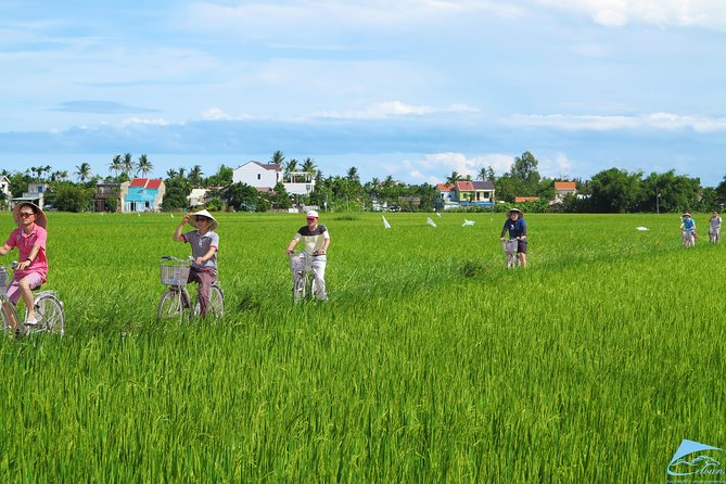 Cycling And Farmer Experience - Hoi An Half Day Private Tour