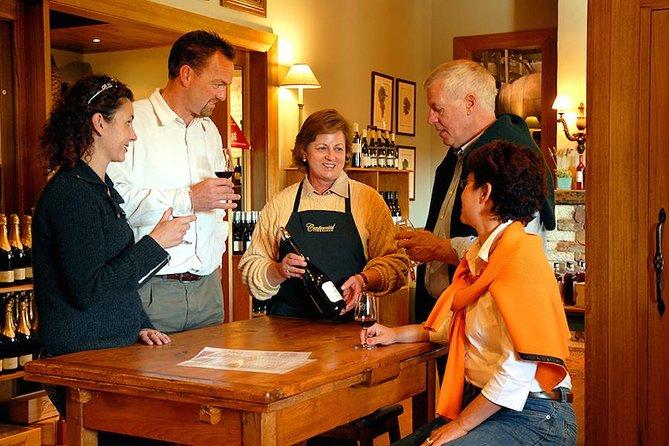 Local wine tastings