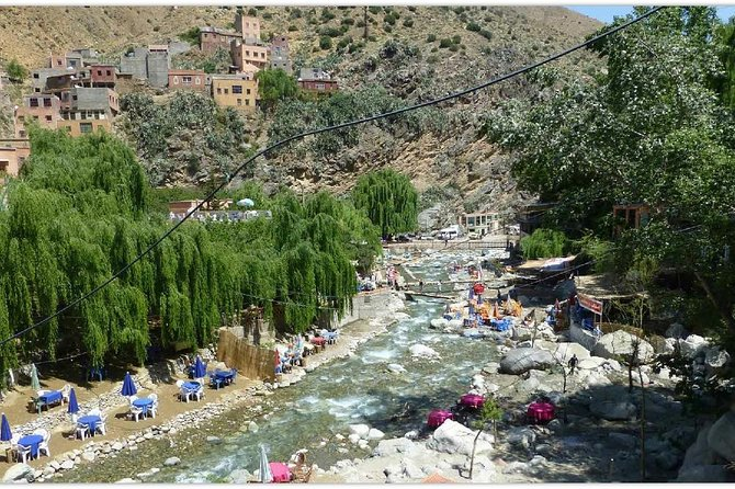 Atlas mountains & Ourika valley Private Journey