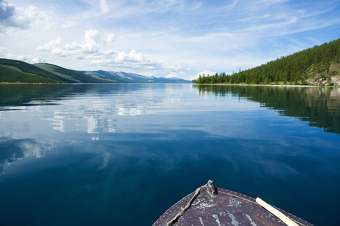 3 Day Khuvsgul Lake tour Including Domestic Flight & Professional Photographer