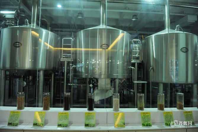 Private Jinan City Highlights and Qingdao Beer Factory Tour with Lunch and Beer Tasting