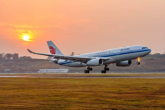 Private Jinan International Airport Arrival Transfer to Jining or Qufu Hotels