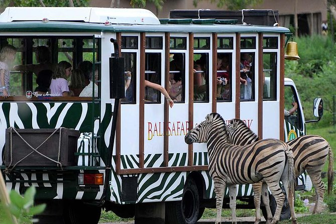 5 Days Bali Tours : Watersport, Bali Safari & Nature Excursions