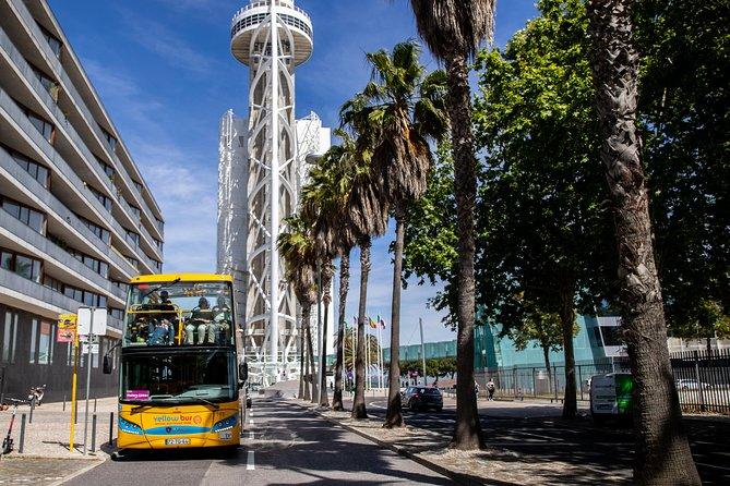 Modern Lisbon Hop-On Hop-Off Bus Tour