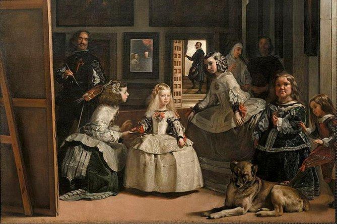 Bezoek van het Prado-museum, Spaanse school