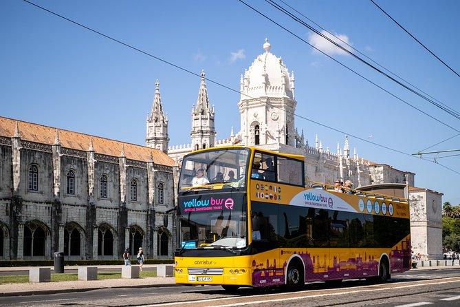 Monumental Belém Hop-On Hop-Off Bus Tour