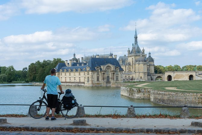 Chantilly by bike or Chantilly with electric bike photo 2