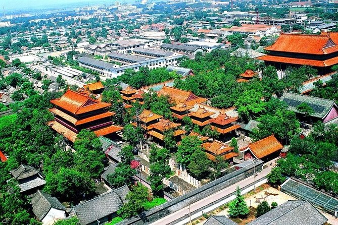 Private Qufu Day Tour from Beijing by Bullet Train: Confucius Temple, Family Mansion and Cemetery photo 7