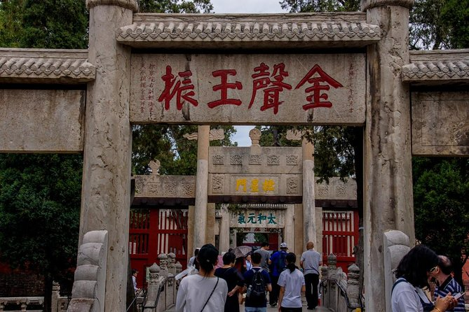 Private Qufu Day Tour from Jinan: Confucius Temple, Family Mansion and Cemetery photo 7