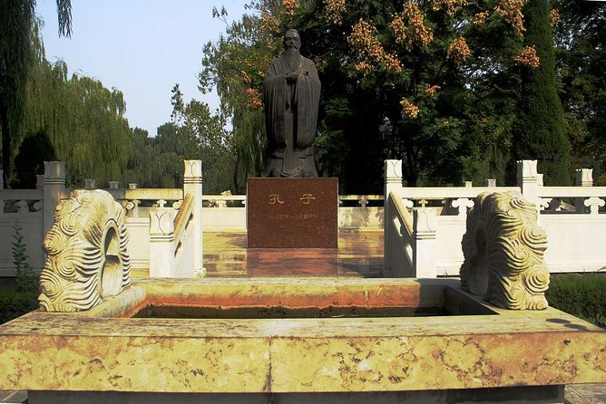 Private Qufu Day Tour from Jinan: Confucius Temple, Family Mansion and Cemetery photo 3