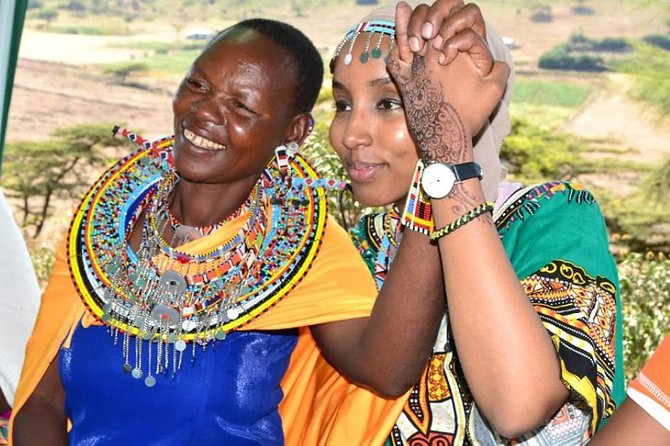 Nairobi Day Tour-The Maasai Experience