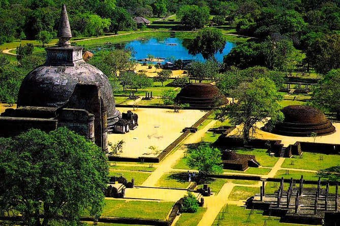 Private Day Tour to Anuradhapura From Colombo.