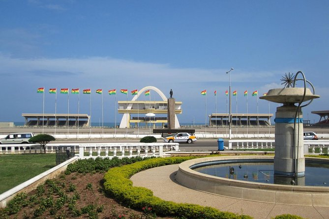 A 7-day Tour Packages In Ghana