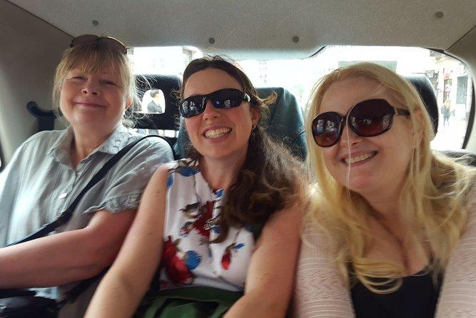 Secret London Taxi Tour