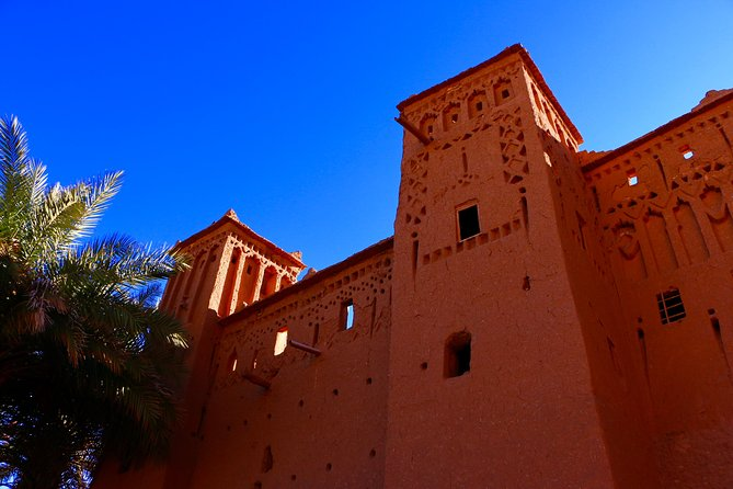 Ouarzazate 'Hollywood of Morocco' Private Full-Day Tour with Ait Ben Haddou