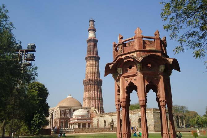 02 Days Private Luxury Delhi and Agra Tour including Taj Mahal