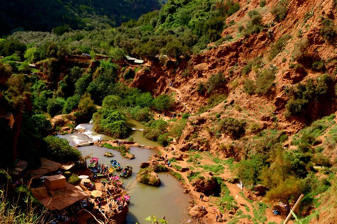 Ouzoud Waterfalls Private Day Trip from Marrakech photo 6