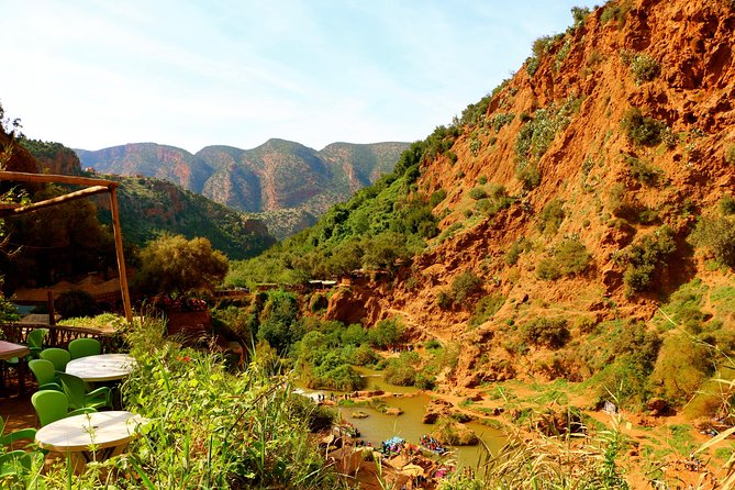 Ouzoud Waterfalls Private Day Trip from Marrakech photo 8