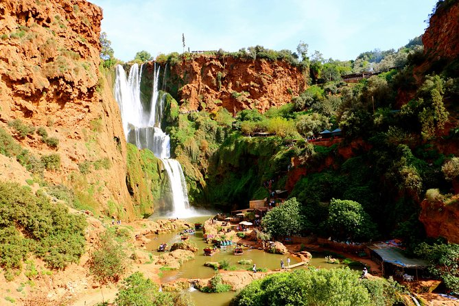 Ouzoud Waterfalls Private Day Trip from Marrakech photo 7