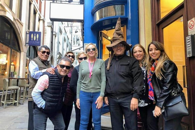 Harry Potter Londres Taxi Tour