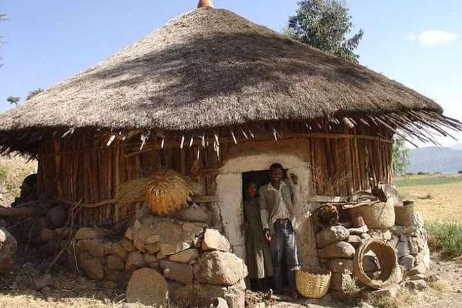 Cooking a diversity of Ethiopia food; Enjoy the rular area life &coffee ceremony