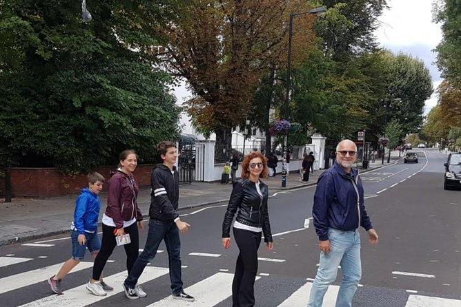 London Rock N Pop taxi Tour