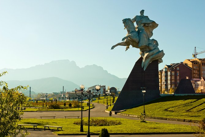 Private tour of Vladikavkaz with a professional guide