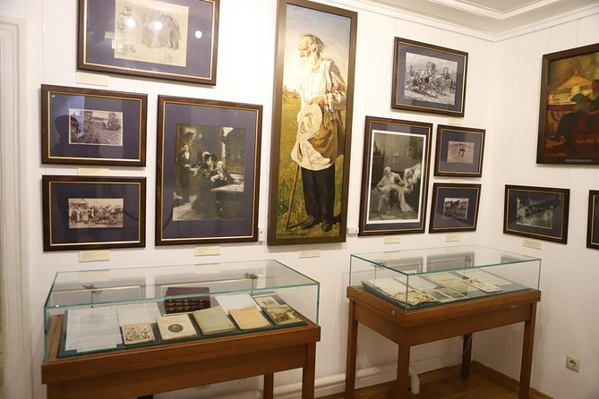 The State Museum of Lev Tolstoy Private Tour