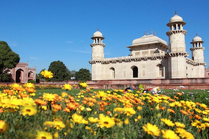 Private Taj Mahal Full day Agra tour by car from Delhi with multiple tour option photo 14